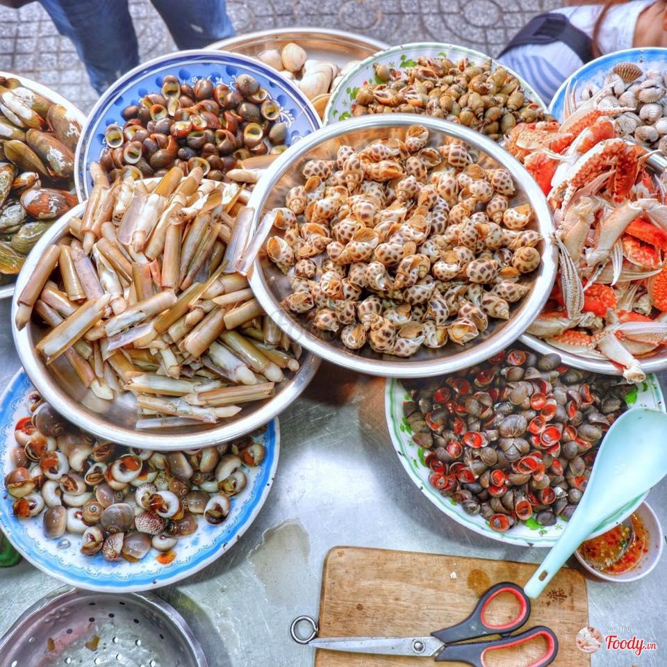 Những món ăn vặt ngon nhất ở Sài Gòn