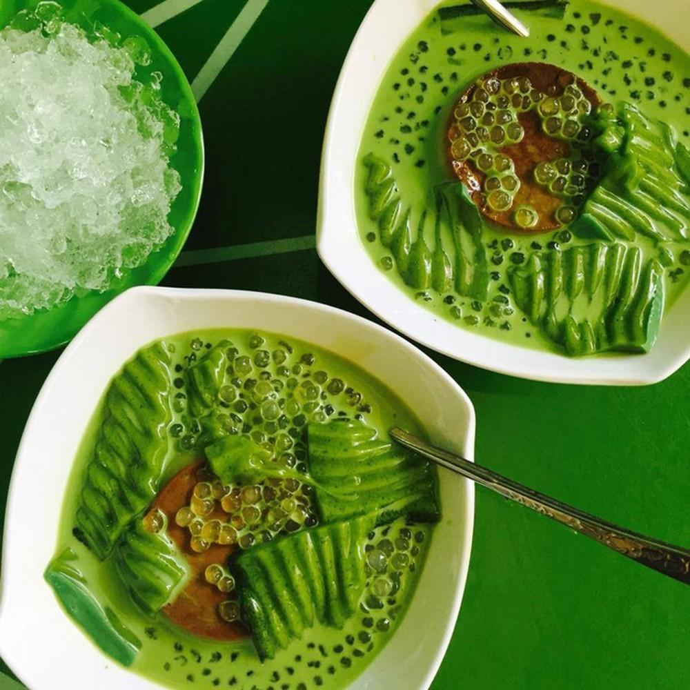 5 món ăn vặt vừa ngon vừa lạ miệng khiến ai cũng mê tít (caramen trà xanh)