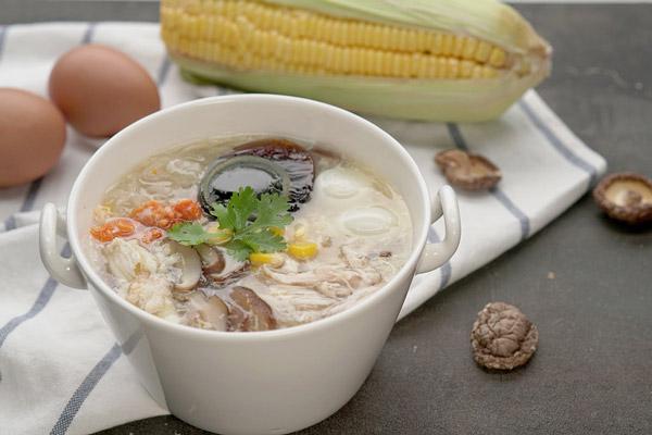 Tổng hợp những món ăn vặt gây thương nhớ ở Sài Thành (súp cua)