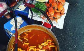 Ăn sập sàn với những món ăn vặt rẻ ở quận 5