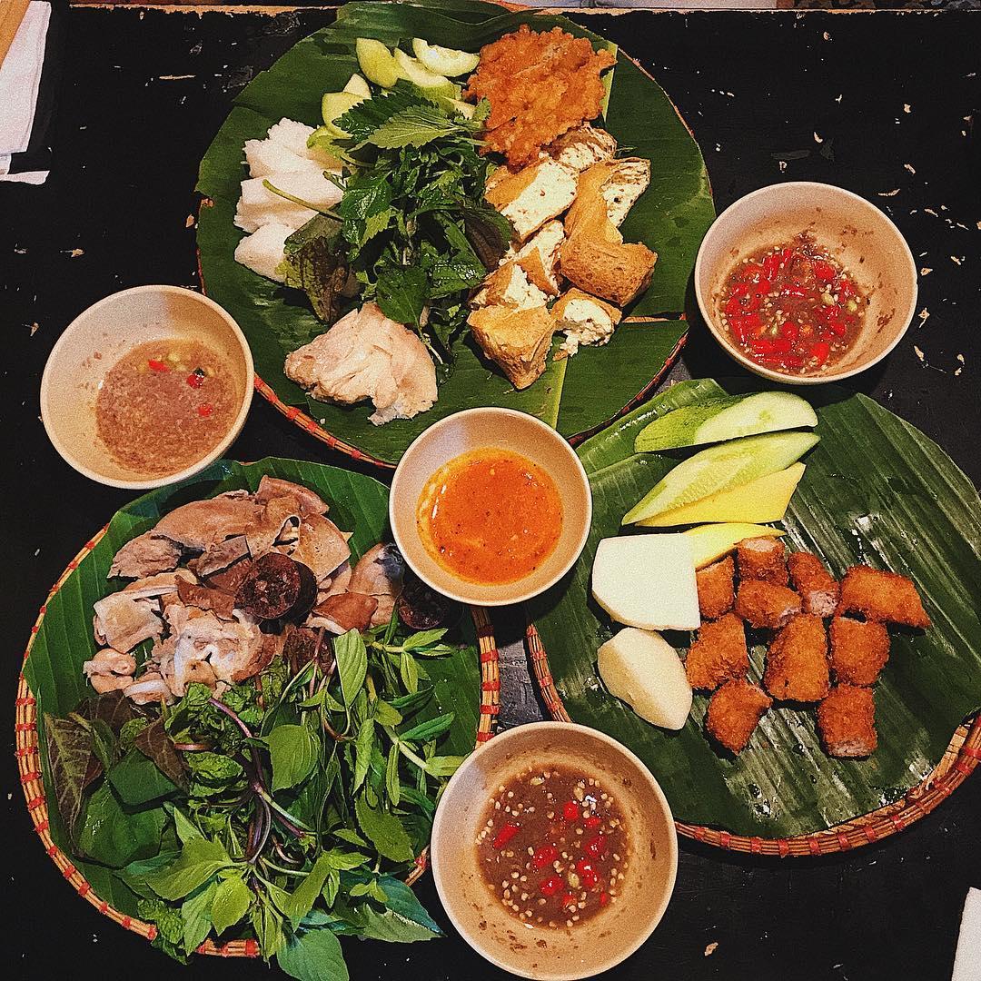 Chìm đắm trong những món ăn vặt siêu ngon ở quận 8 (Hà Nội quán)
