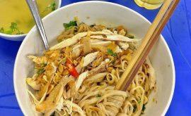 Không lo đói với những món ăn vặt đêm ở Hà Nội