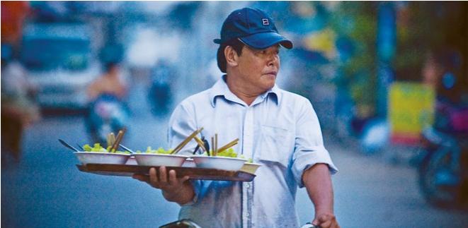 Tổng hợp những món ăn vặt gây thương nhớ ở Sài Thành (hủ tíu gõ)
