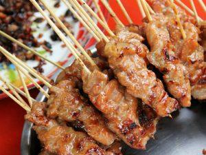 Top 10 món ăn không ngừng hot trong năm 2019 (thị xiên nướng)