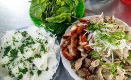 Top 10 món ăn vặt siêu ngon ở Tuy Hòa