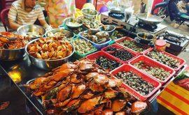 """""""Xuyên đêm"""" không lo đói với những món ăn vặt đêm ở Sài Gòn"""