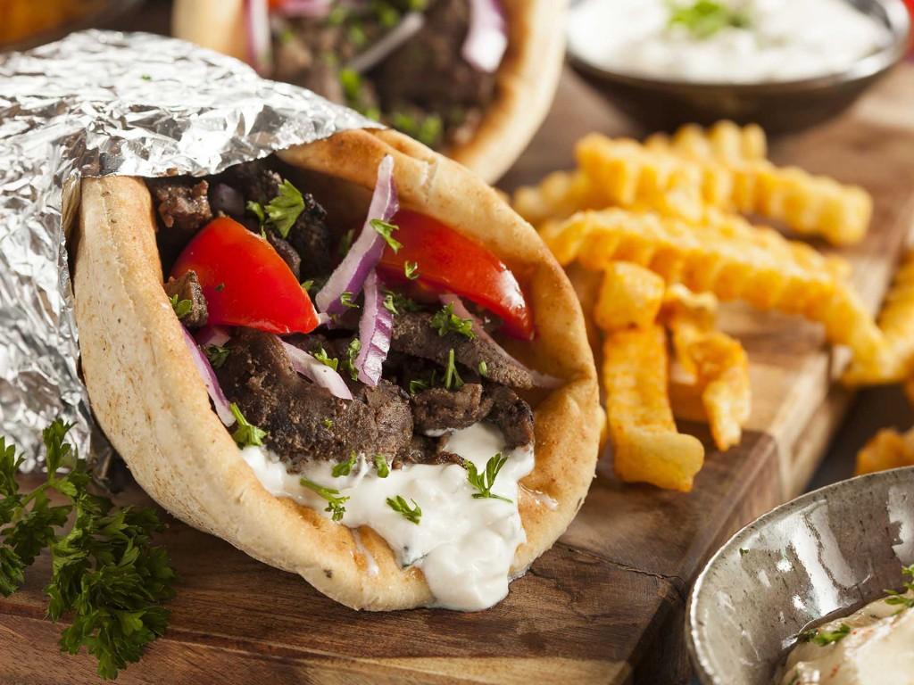 Du ngoại Châu Âu với những món ăn vặt siêu nổi tiếng (Hy Lạp)