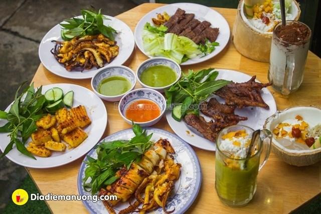 Không chần chừ với list 10 món ăn vặt ngon, hấp dẫn ở Sài Thành, Thủ Đức (ăn vặt Ngọc Thanh)