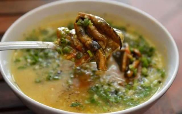 Không chần chừ với list 10 món ăn vặt ngon, hấp dẫn ở Sài Thành, Thủ Đức (cháo lươn Tuấn Béo)