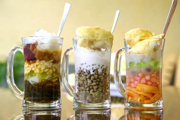 Không chần chừ với list 10 món ăn vặt ngon, hấp dẫn ở Sài Thành, Thủ Đức (chè)