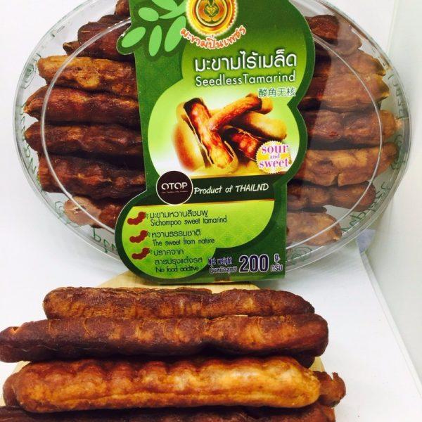 Những đồ ăn vặt Thái Lan phải thử 1 lần trong đời (me thái)