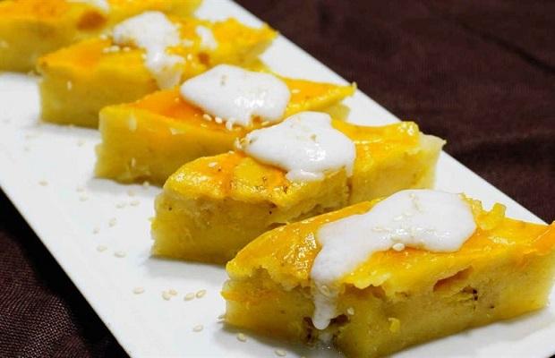 Thiên biến vạn hóa 10 món ăn vặt siêu ngon từ ... chuối (bánh chuối)