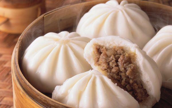 Tik toker Trung Quốc thì ăn vặt gì hằng ngày? (bánh bao hấp Baozi)