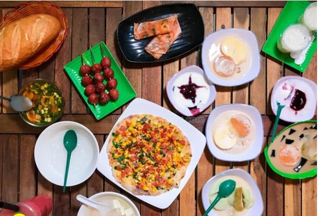 Top 10 quán ăn vặt ở Sài Gòn siêu ngon phải thử một lần (góc Đà Lạt)