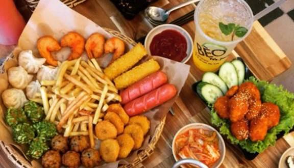 Truy lùng 10 quán ăn siêu ngon ở Nha Trang được người địa phương chấm điểm (cô Bèo- món ăn vị Hàn)