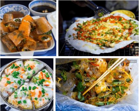 """""""Xuyên đêm"""" không lo đói với những món ăn vặt đêm ở Sài Gòn (Coop mart Rạch Miễu)"""