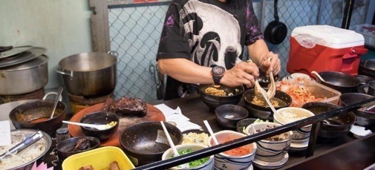 Còn 100k thì đi đâu ăn vặt vừa ngon vừa chất lượng (Kukai Udon Chấn Hưng)