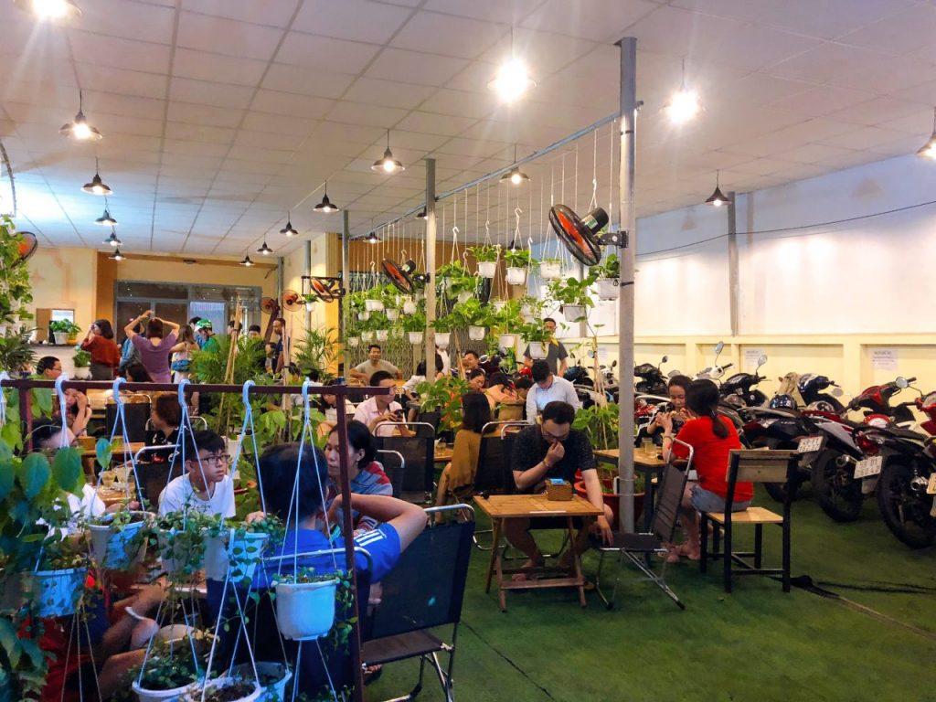 Mê Mẩn Top 10 Quán Cafe Đẹp Quận Bình